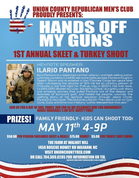 Hands Off My Guns in Union County
