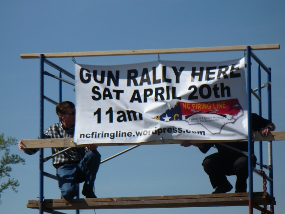 NC Firing Line Rally Set for Saturday